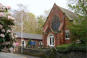 Lymm Methodist Church Hall
